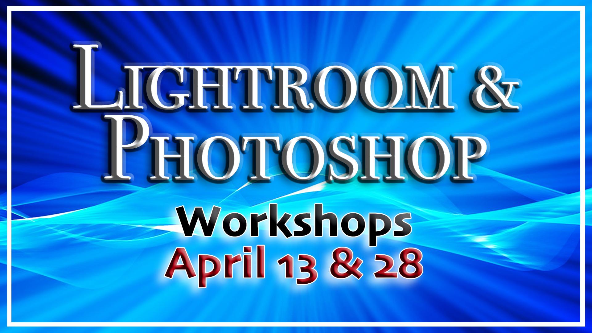 Workshops Rachel Lerch Photography